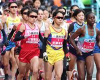 【大阪国際女子マラソン 速報(2)】先頭集団は優勝候補の15人 5キロは17分5秒 マ…