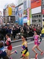 【大阪国際女子マラソン 速報(8)】31キロ地点で松田瑞生が逆転 前田穂南との差が次第…