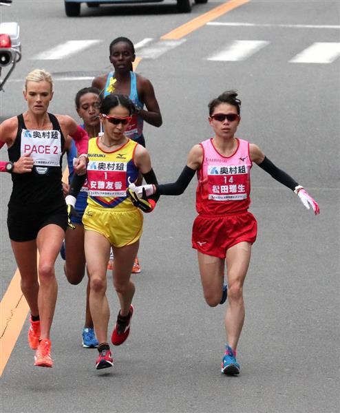 女子 マラソン 大阪
