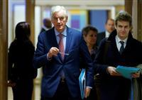 【英EU離脱】英離脱移行期間 EU、交渉指令採択へ