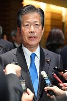 公明党・山口那津男代表、受動喫煙対策「今国会での法案成立が第一目標」