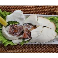 【料理と酒】塩釜を豪快にカチ割ってふっくらとした身を楽しむ カサゴの塩釜焼き