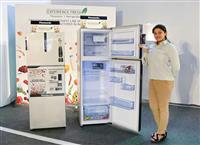 パナ、インドで冷蔵庫生産開始 生活ニーズに合わせ野菜室大型化