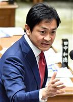 希望の党の玉木雄一郎代表=5日午前、国会・衆院第1委員室(斎藤良雄撮影)