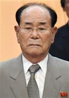 北朝鮮最高人民会議の金永南常任委員長