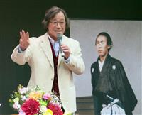 武田鉄矢さん、龍馬を語る 長崎でトークショー