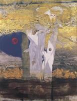 【長崎県名誉県民 松尾敏男展】(2)「樹海」 隔絶した生活感情反映