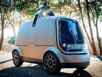 その自律走行車は、人ではなく「荷物」を運んでやってくる 無人の「宅配専用車」が抱える課…