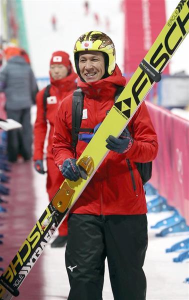 ジャンプ レジェンド スキー