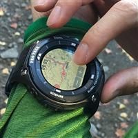 【体験レポート】CASIO PRO TREK Smart WSD-F20を着用して山登…