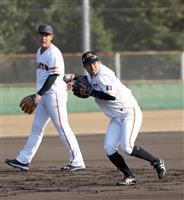 【プロ野球通信】巨人ドラフト5位・田中俊太に注目 広島主軸の兄・広輔に「そっくり」と評…