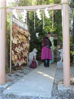 【大人の遠足】犬猫神社? 神奈川・座間市の「伊奴寝子社(いぬねこしゃ)を戌年に参拝 動…