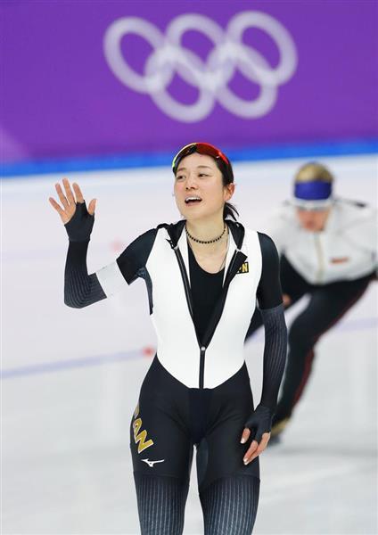 【平昌五輪】スピードスケート女子3000メートル、19位に終わった菊池彩花「これが五輪なんだと。イメージとかけ離れた滑りだった」 , 産経ニュース