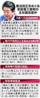 【産経・FNN合同世論調査】9条、2項削除論と維持論が拮抗