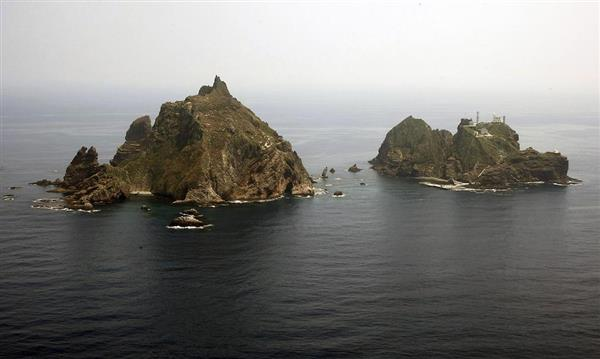 竹島(ロイター)