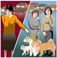 【関西の議論】犬の鳴き声で「病気になった」、飼い主は「関係なし」…裁判所の判断は
