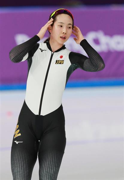 【平昌五輪】スピードスケート女子5000メートル、押切美沙紀は4組8人が滑って5位 産経ニュース