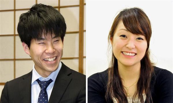 囲碁・伊田篤史八段と万波奈穂三段が結婚 - 産経ニュース