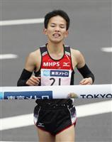 【東京マラソン】MHPS井上、日本歴代4位にも「ただただ悔しい」