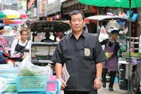 【話の肖像画】タイ警察大佐・戸島国雄(1) 現場に臨場、手探りの鑑識指導