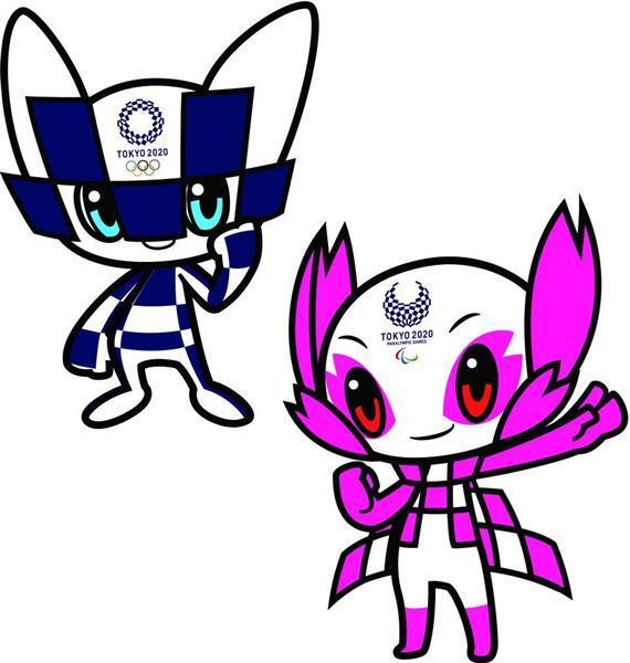 「東京五輪マスコット」の画像検索結果