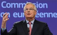 【英EU離脱】EU、英離脱協定の草案を公表