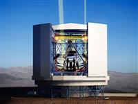"""地上最大の光学望遠鏡「マゼラン望遠鏡」の建設に立ちはだかる""""強風"""" 航空宇宙企業「ボー…"""
