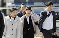 日本列島に春の嵐、気温は4月並みの暖かさ 航空便や鉄道でダイヤ乱れる