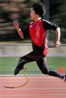 【写 2020】パラスポーツ 陸上・高桑早生 初志を貫き堂々と