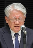 【神戸製鋼・詳報】(1)川崎社長が引責辞任を正式表明 「生まれ変わったと、一日も早く」