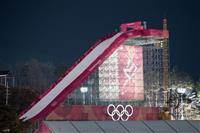 平昌五輪の新種目「ビッグエア」支えた美しき巨大建造物 迫力の舞台はこうして作られた