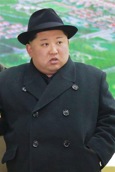 金正恩朝鮮労働党委員長。朝鮮中央通信が9日報じた(朝鮮中央通信=朝鮮通信)