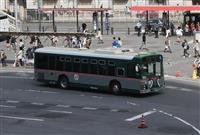 【関西の議論】わずか1・3%!大阪市の「ゼブラバス」人気投票1位の秘密は…