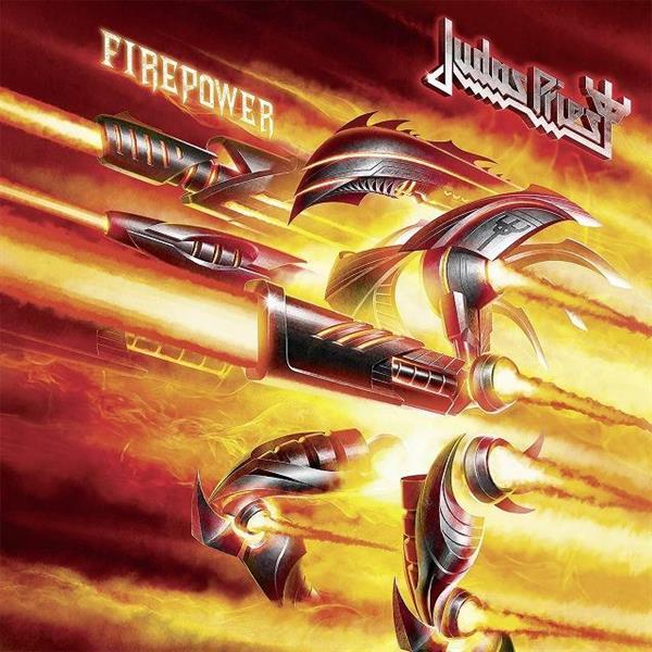 往年の様式美メタルにスラッシュ・メタルのモダンさを加味したジューダス・プリーストの最新アルバム「ファイアーパワー」
