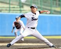 【プロ野球通信】ヤクルトの38歳・石川雅規が開幕候補に あのカネやんに迫る9度目へ
