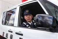 【東日本大震災7年】〈そして、志す(5)〉)「地域住民の安全守る」 中学2年の志貫き警…