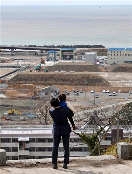 東日本大震災から7年 不明者2539...