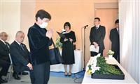 【東日本大震災7年】戻りたいが…心境複雑 避難者の減少続く「東雲住宅」で最後の追悼集会