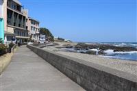 【東日本大震災7年】茨城・大洗の防潮堤、景観どう守る? 今年度に4割完成も協議続く
