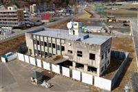 【東日本大震災】岩手・大槌町の旧役場庁舎解体へ 町議会で予算案可決