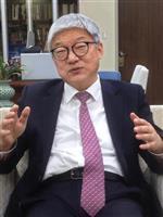 韓国外国語大学碩座教授の尹徳敏氏