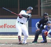 【プロ野球通信】木製バットに苦慮続く日本ハム・清宮幸太郎「なかなか仕留めきれない…」
