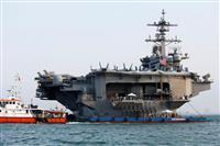 """【国際情勢分析】""""旧敵""""米国の空母寄港を受け入れたベトナム 対中牽制と配慮のしたたか外…"""