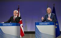 英EU離脱、移行期間2020年末まで 双方合意、交渉大きく前進