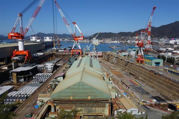 広角レンズ】旧呉海軍工廠を訪ねて(上)近代化のトップランナー…70年目で世界一の戦艦・大和を造る - 産経ニュース