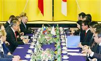 日露外相 北方領土の共同活動協議