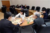 【囲碁】十段戦第2局観戦ツアー プラン参加者、プロ棋士と向き合い指導対局