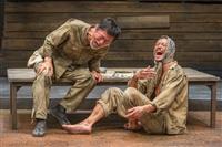 【鑑賞眼】新国立劇場「赤道の下のマクベス」 激烈な感情渦巻く処刑前夜
