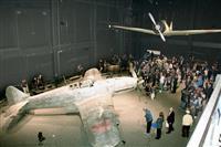 「飛燕」の実機をこんな近くで… 先人の航空宇宙への挑戦の歩み体感 岐阜・各務原の博物館…