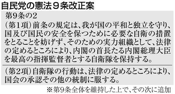 9 条 憲法 マッカーサーノートの憲法9条 原文と日本国憲法9条を比較する